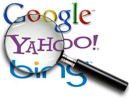 the 3 big search engines